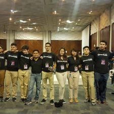 Alumnos del Instituto Colón, tercer lugar en mecatrónica