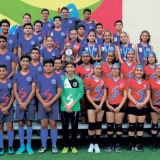 XX Juegos Intersalesianos Saltillo 2018
