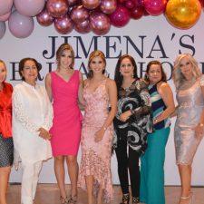 Coctel de presentación  y bienvenida de Jimena