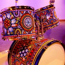 'Sinfonía de Color', una exposición del arte huichol