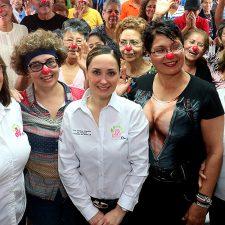 Reciben 'Terapia de la risa' adultos activos del Sistema DIF Madero