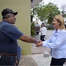 Juanita Sánchez sigue firme en campaña rumbo a la diputación