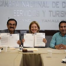Juanita Sánchez comprometida con el comercio local