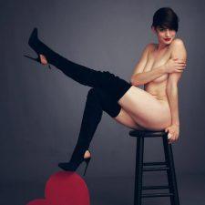 Sorprende Anne Hathaway