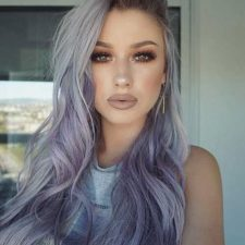 Lavender Gray, el color de moda