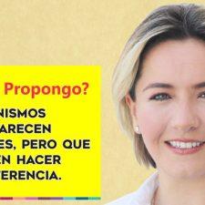 La propuesta ambiental de Yessica López