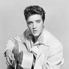 Elvis Presley va a la pantalla grande