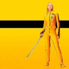 Tarantino en platicas con Uma Thurman para Kill Bill 3