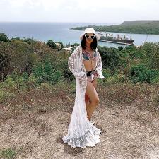 En crucero por el Caribe