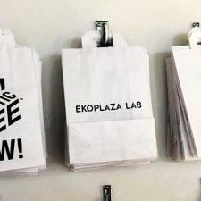 Pop-up, una alternative libre de plásticos