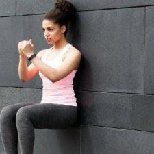 Mil squats las llevan a urgencias