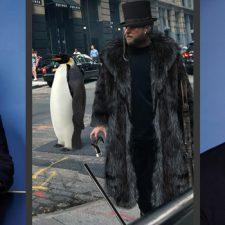 Así se vería Jonah Hill como el Pingüino