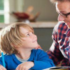 'Mi hijo no me cuenta nada de la escuela'