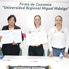 DIF Madero impulsa el desarrollo profesional