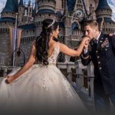 Una boda de ensueño en Disney