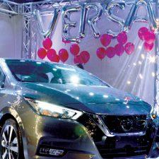 Presentan el nuevo Nissan Versa 2020