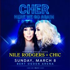 Cher en Edinburg